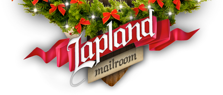 Letters from Santa - Lapland Mailroom